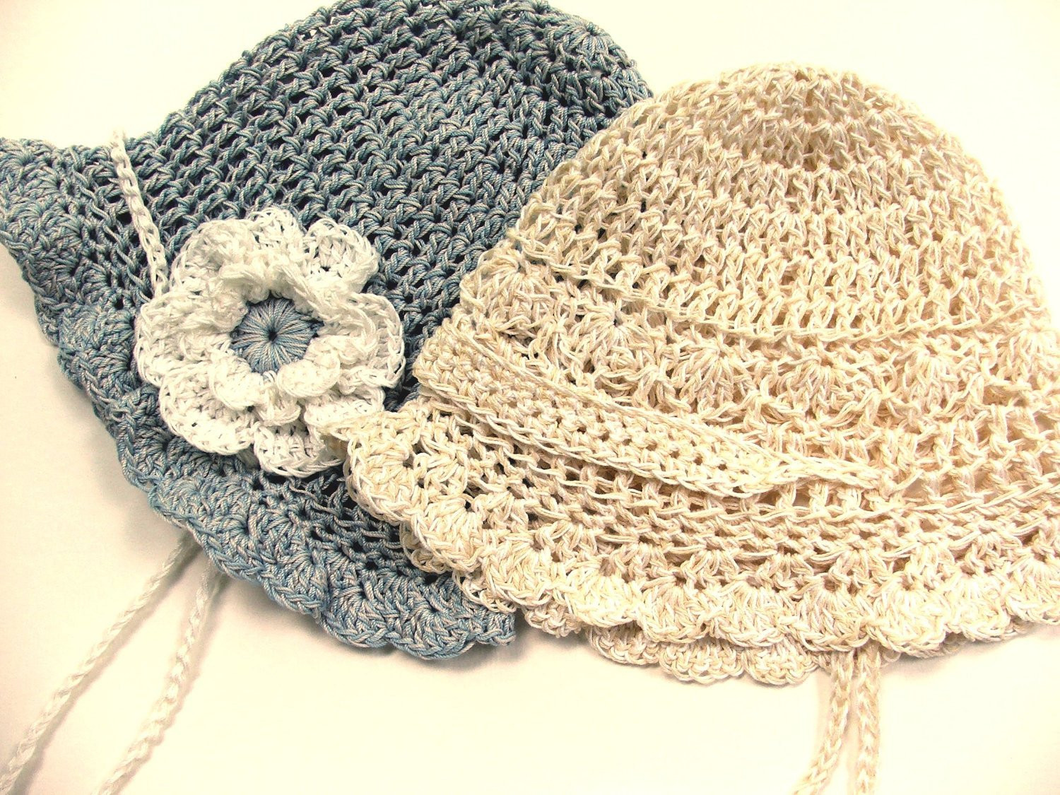 Lovely Crochet Baby Hat Pattern Easy and Summery Thread Crochet Cotton Crochet Threads Of Innovative 43 Pics Cotton Crochet Threads