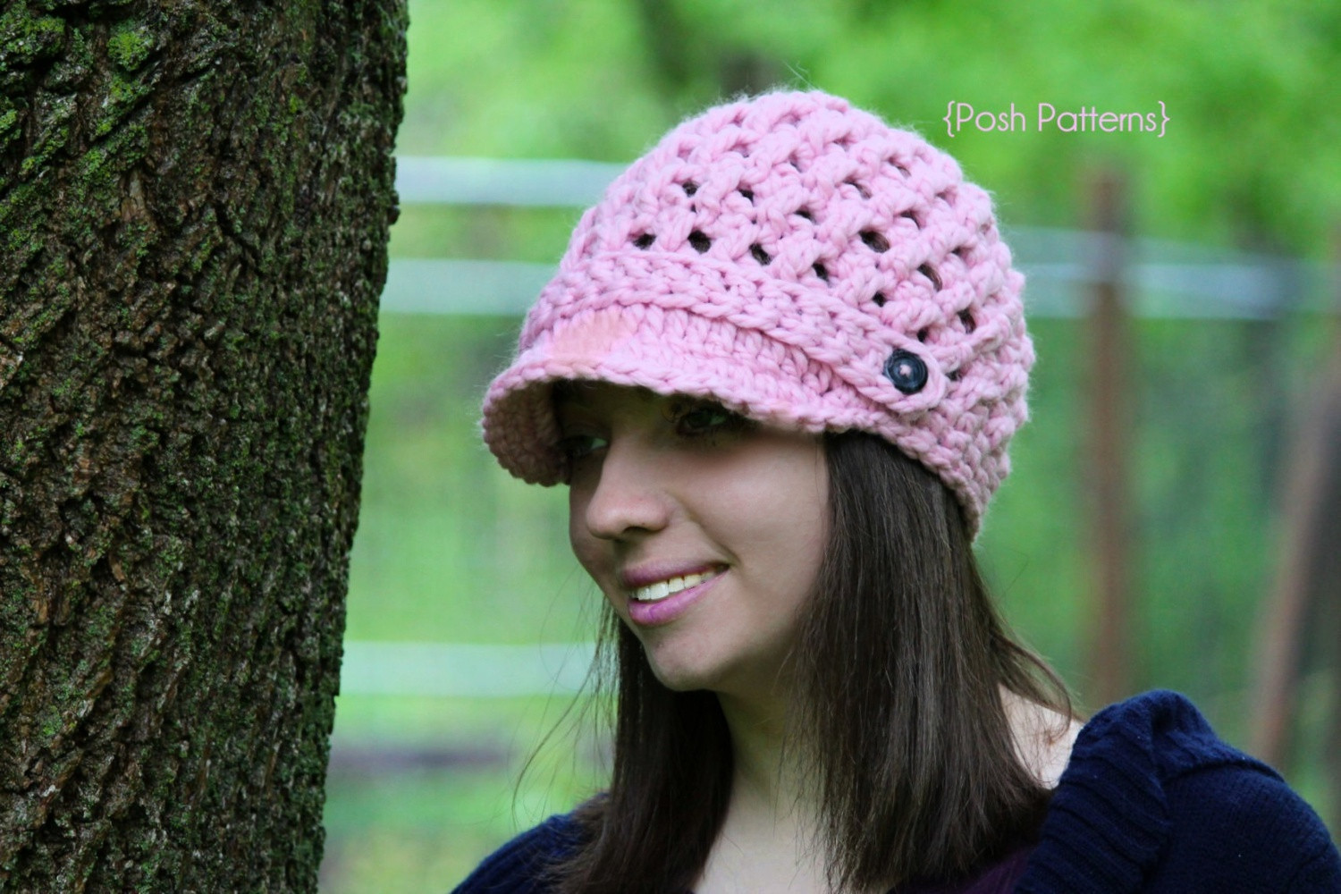 Lovely Crochet Baby Hat with Brim Free Pattern Crochet Hat with Brim Pattern Of Contemporary 46 Photos Crochet Hat with Brim Pattern