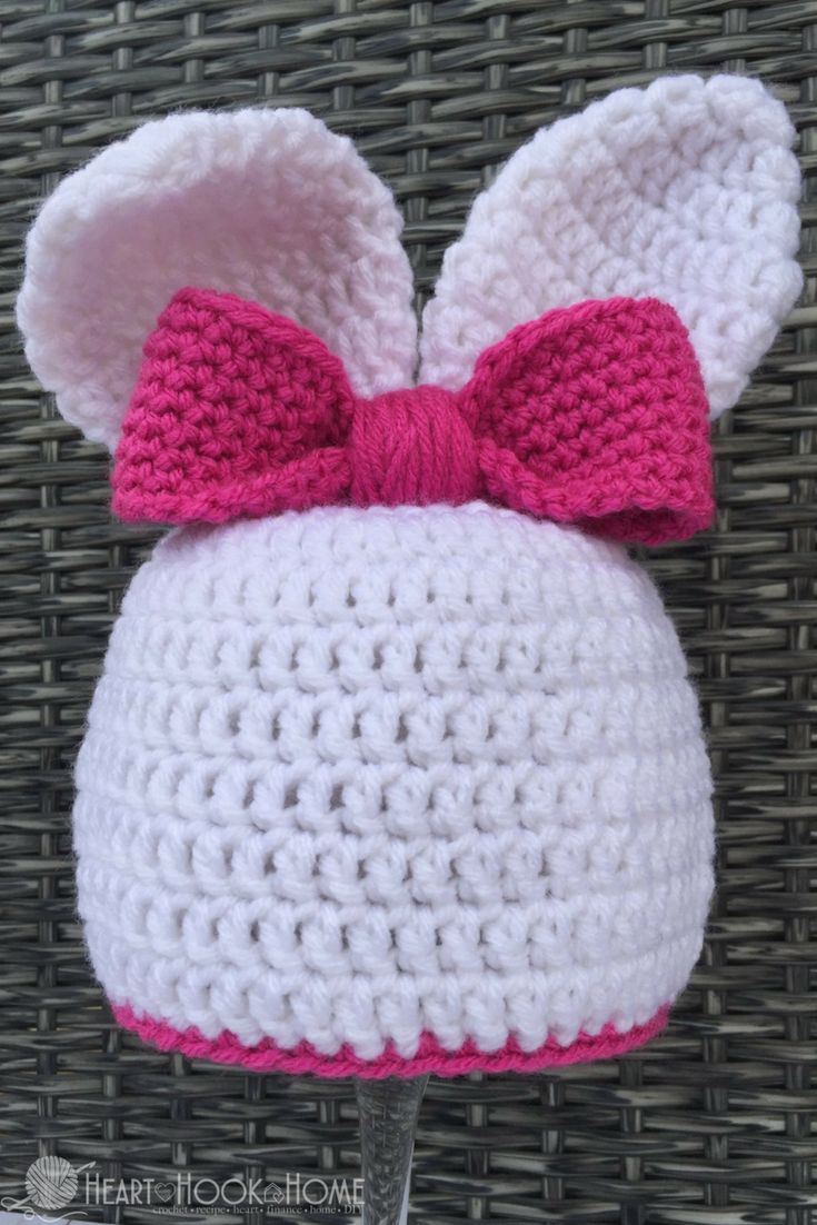 Lovely Crochet Baby Hats Adorable Free Easter Bunny Beanie Crochet Bunny Hat Of Gorgeous 50 Photos Crochet Bunny Hat