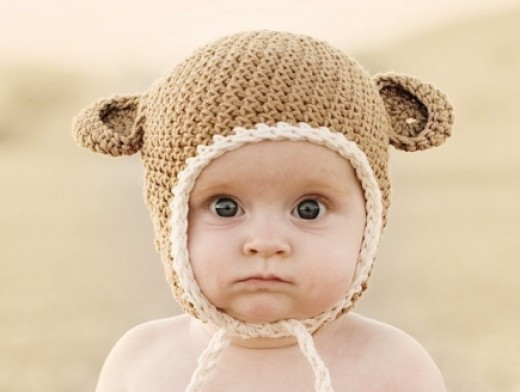 Lovely Crochet Baby Hats with Ear Flaps Baby Hat with Ear Flaps Of Perfect 41 Pics Baby Hat with Ear Flaps