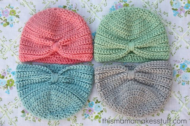 Lovely Crochet Baby Turban Pattern & Tutorial Crochet Baby Stuff Of Superb 43 Models Crochet Baby Stuff