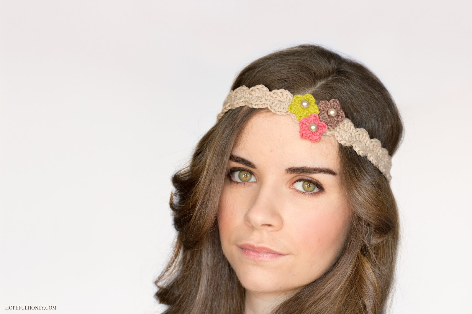 Lovely Crochet Beautiful Headbands for Your Little Girl with Crochet Bands Of Adorable 46 Pics Crochet Bands