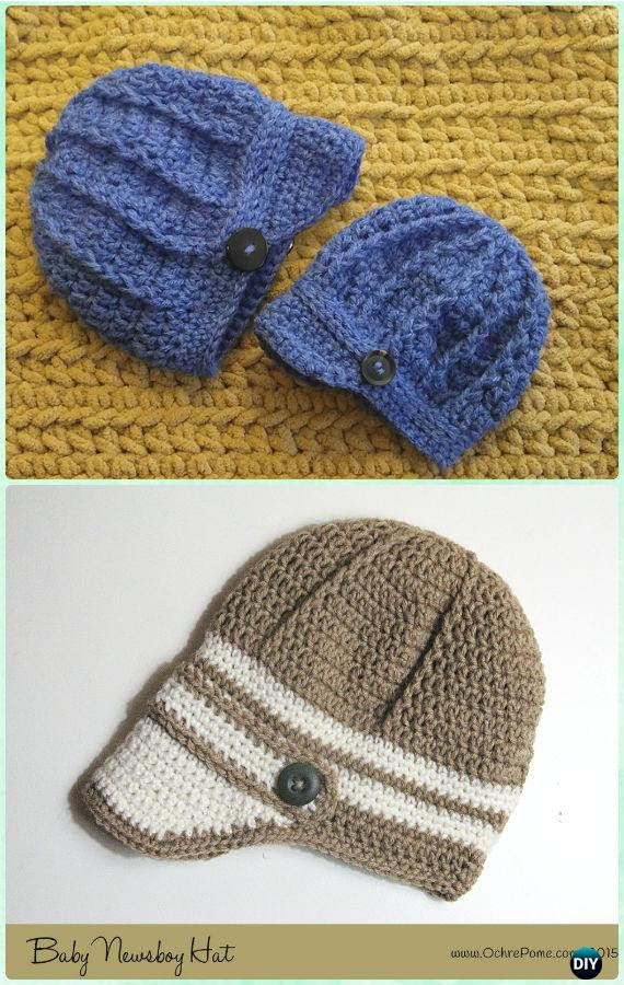 Lovely Crochet Boys Sun Hat Free Patterns & Instructions Free Crochet Hat Patterns for Boys Of Fresh 46 Photos Free Crochet Hat Patterns for Boys