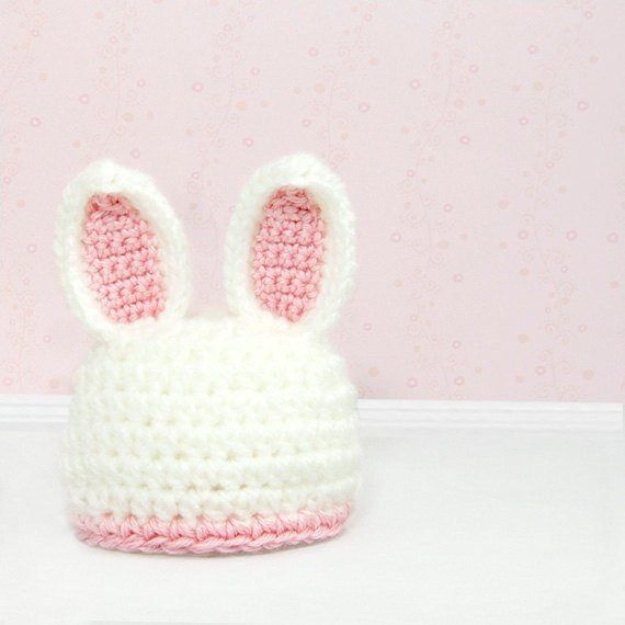 Lovely Crochet Bunny Hat Prop Baby Rabbit Beanie Micro Crochet Bunny Hat Of Gorgeous 50 Photos Crochet Bunny Hat