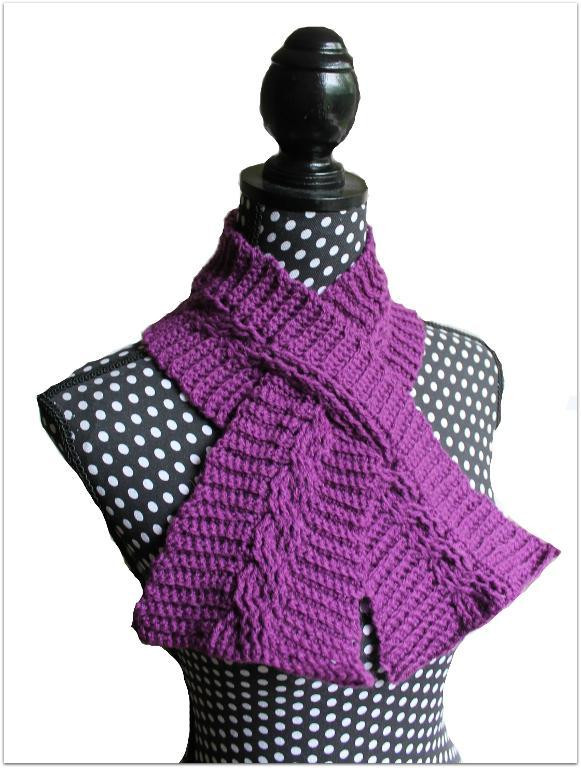 Lovely Crochet Cable Scarf Patterns 10 Projects You Ll Love Cable Scarf Pattern Of Attractive 46 Pics Cable Scarf Pattern