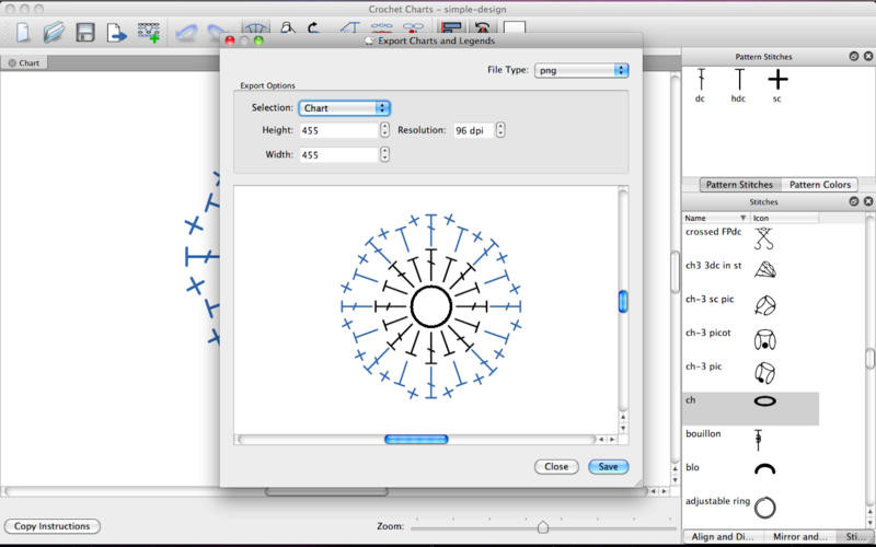 Lovely Crochet Charts App for Macs for Macos From Crochet Chart software Of Inspirational Mycrochet English – Download Crochet Chart software
