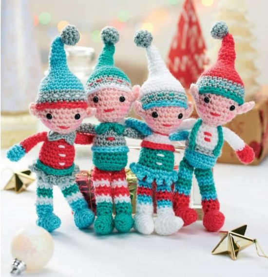 Lovely Crochet Christmas ornaments Free Patterns Free Christmas Crochet Patterns Of Charming 49 Images Free Christmas Crochet Patterns