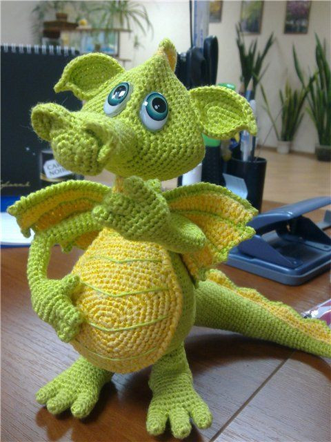 Lovely Crochet Dragon Wmperm for Crochet Dragon Pattern Of Brilliant 50 Pictures Crochet Dragon Pattern