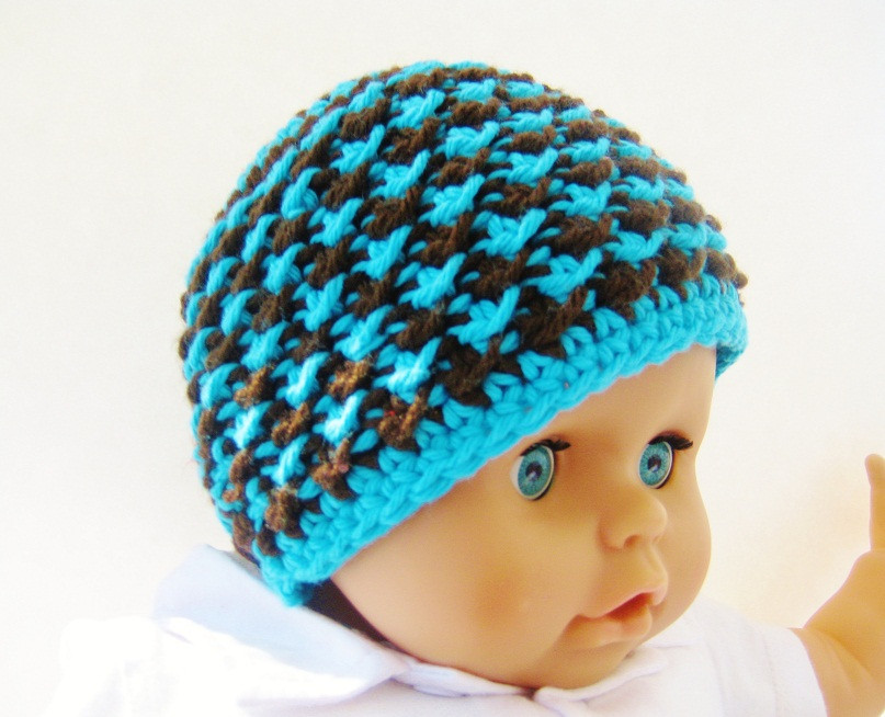 Crochet Dreamz Starry Night Beanie Hat Crochet Pattern