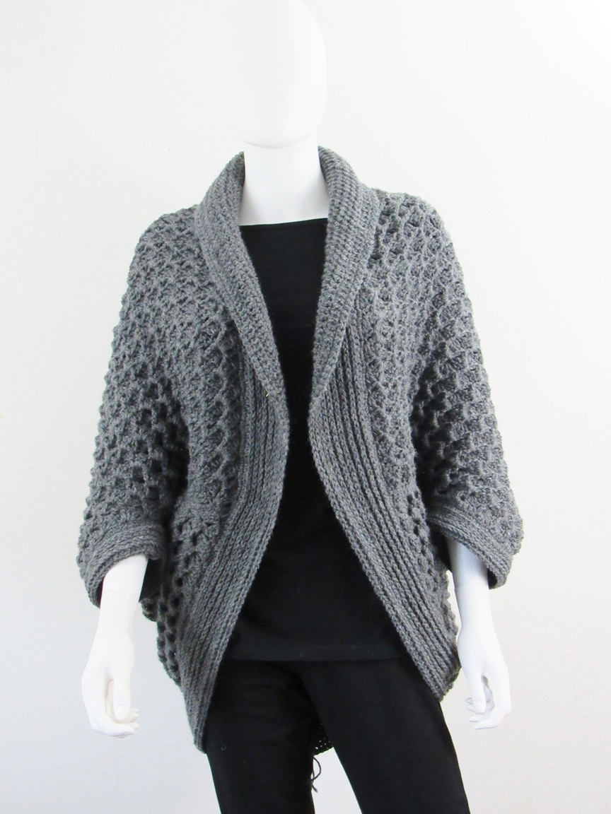 Lovely Crochet Dreamz Textured Cocoon Cardigan Crochet Pattern Crochet Cardigans Of Gorgeous 40 Pics Crochet Cardigans