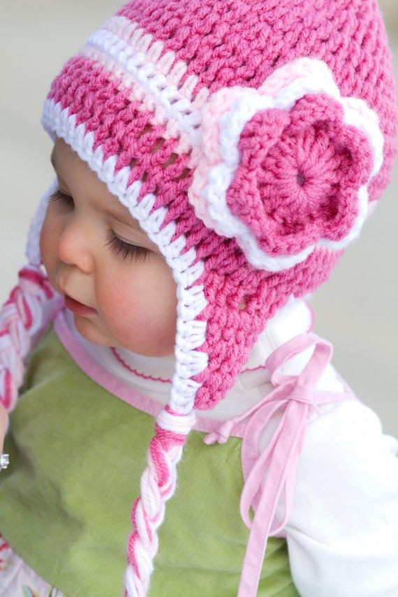 Lovely Crochet Flowers for Hats 24 toddler Crochet Hat Pattern with Flower Of Luxury 50 Ideas toddler Crochet Hat Pattern with Flower
