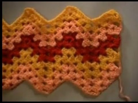 Lovely Crochet Granny Ripple Part 1 Of 4 Youtube Crochet Afghan Patterns Of Adorable 41 Ideas Youtube Crochet Afghan Patterns