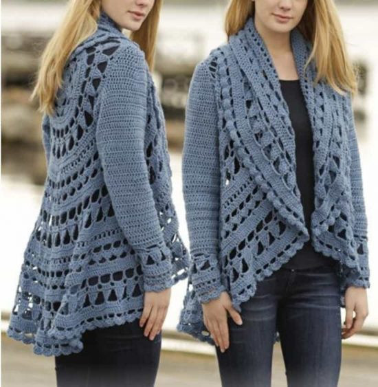 Lovely Crochet Jacket Lots Gorgeous Free Patterns Crochet Jackets Patterns Of Top 44 Photos Crochet Jackets Patterns
