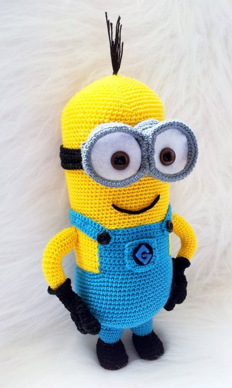 Lovely Crochet Minion Amigurumi Despicable Me 2 Pattern Free Minion Crochet Pattern Of Marvelous 44 Images Free Minion Crochet Pattern