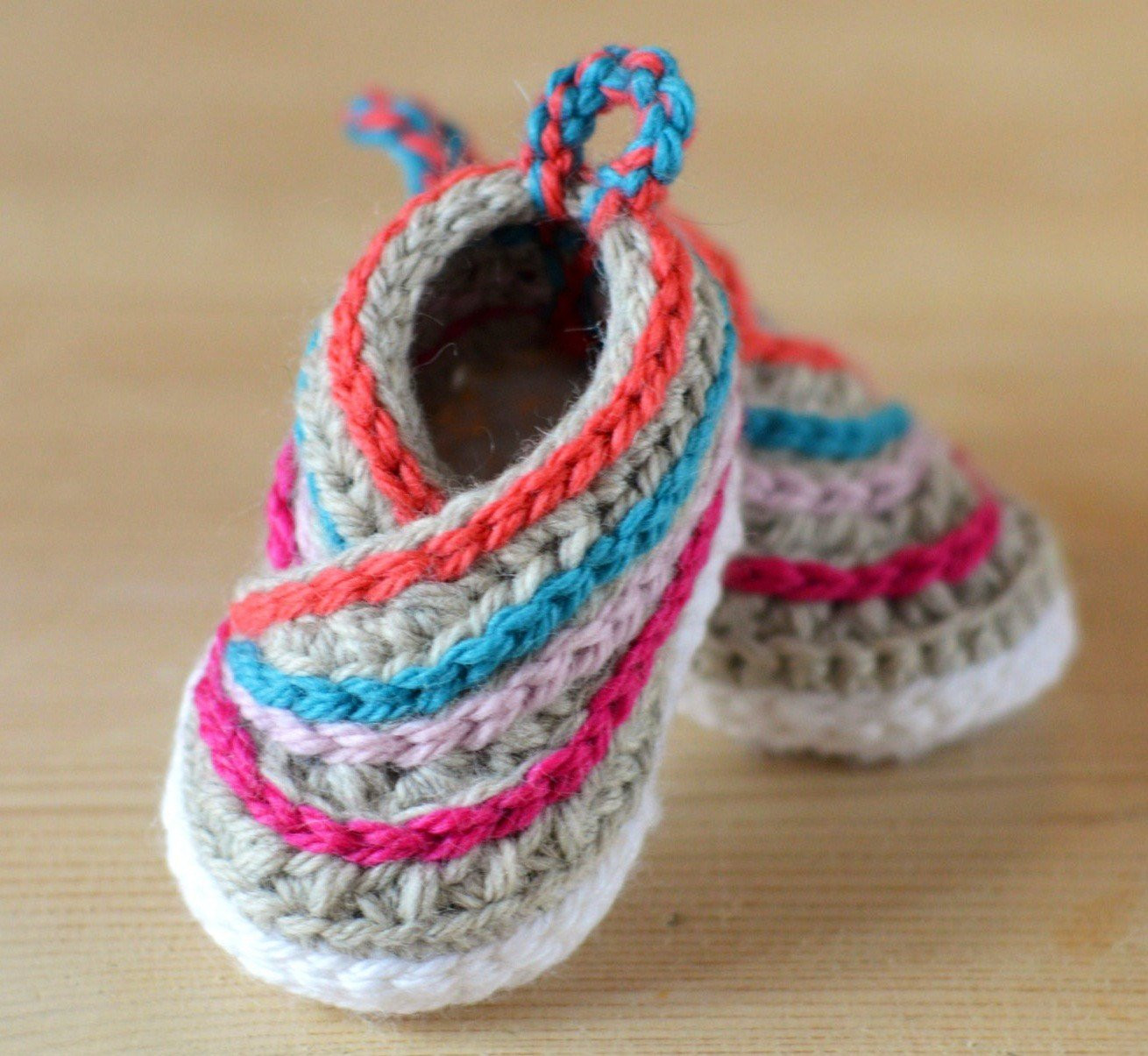 Lovely Crochet Pattern Baby Kimono Shoes Baby Booties Crochet Crochet Baby Shoes Pattern Of Delightful 50 Pictures Crochet Baby Shoes Pattern