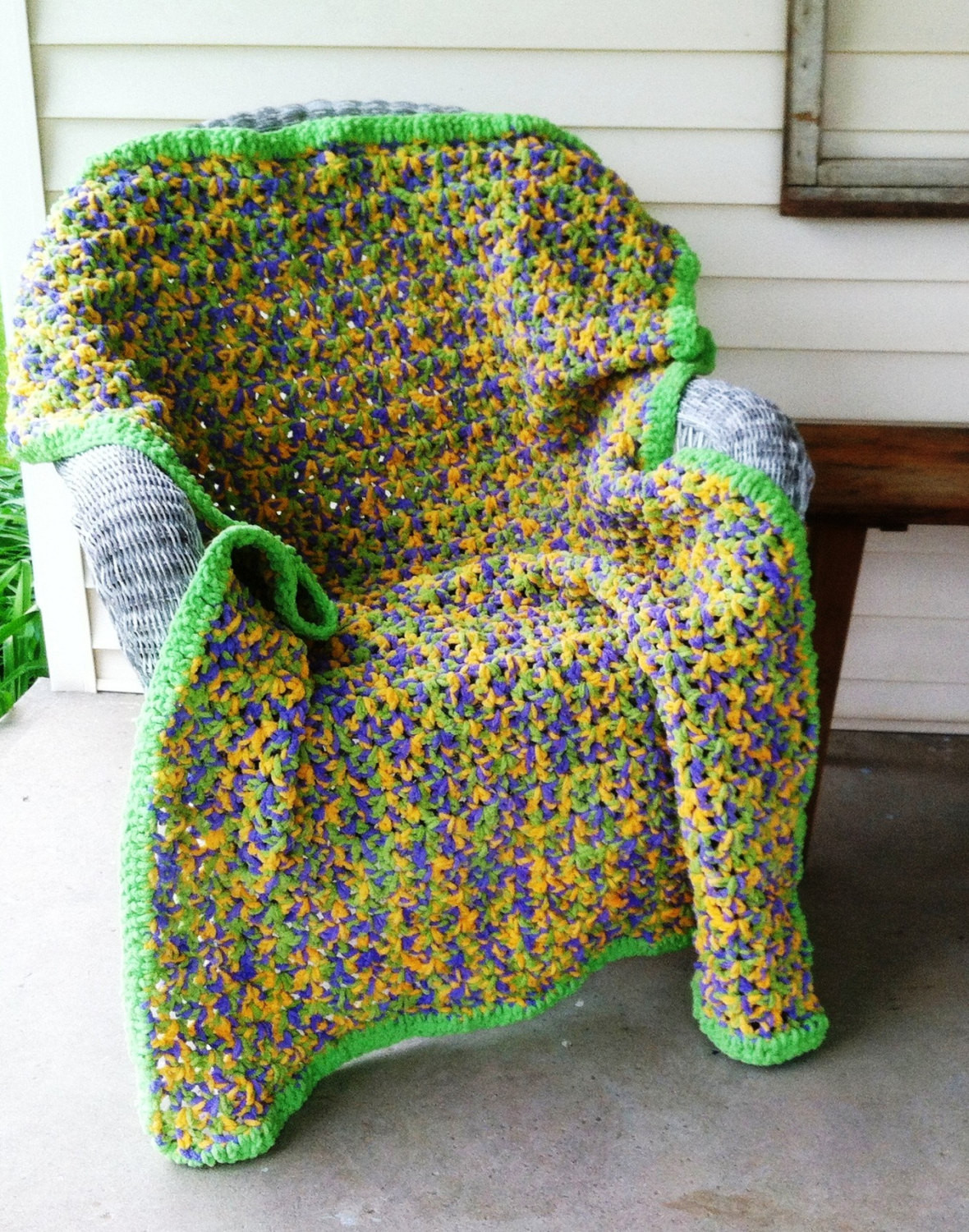 Lovely Crochet Pattern for A Quick & Easy Crochet Afghan Using Bernat Quick and Easy Crochet Patterns for Beginners Of Awesome 48 Photos Quick and Easy Crochet Patterns for Beginners