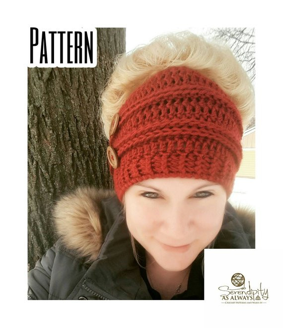 Lovely Crochet Pattern Messy Bun Beanie Crochet Pattern Bun Hat Messy Bun Beanie Crochet Pattern Of Adorable 45 Pics Messy Bun Beanie Crochet Pattern