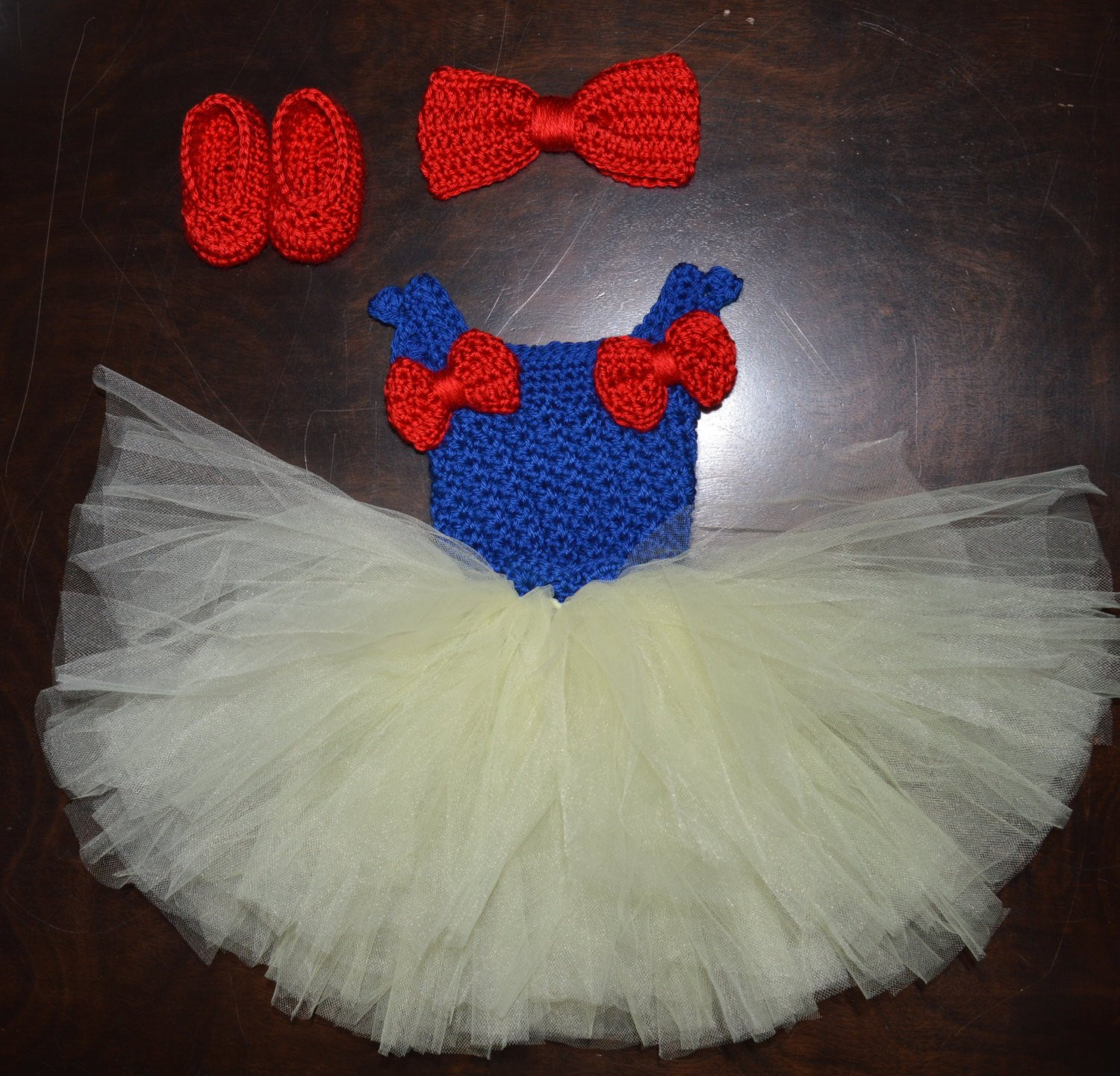 Lovely Crochet Princess Tulle Tutu Dress with Matching Headband Crochet tops for Tutus Of Adorable 45 Models Crochet tops for Tutus