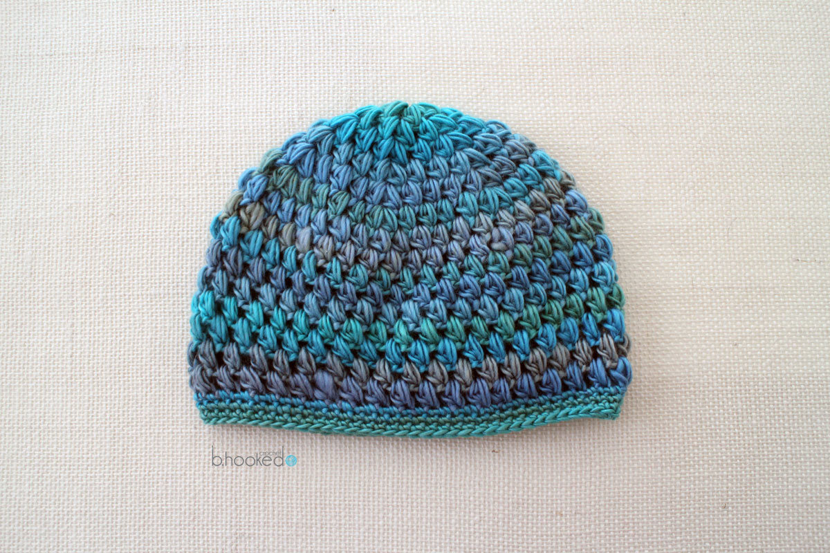 Lovely Crochet Puff Stitch Hat Infant and toddler Sizes B Stitch Beanie Of Awesome 40 Images Stitch Beanie