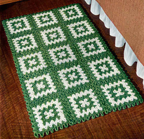 Lovely Crochet Rugs Pattern – Crochet Club Crochet Bathroom Rug Of Great 43 Images Crochet Bathroom Rug