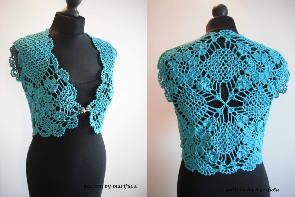 Lovely Crochet Shrug In Cake Ideas and Designs Free Crochet Shrug Pattern Of Adorable 47 Images Free Crochet Shrug Pattern