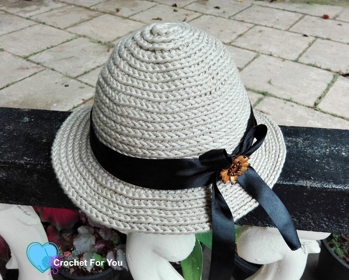 Lovely Crochet Straw Sun Hat Free Pattern Crochet for You Crochet Sun Hat Pattern Of Superb 48 Ideas Crochet Sun Hat Pattern