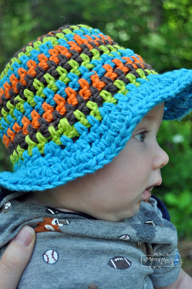 Lovely Crochet Summer Sun Hat Free Patterns for A Baby and Crochet Sun Hat Pattern Of Superb 48 Ideas Crochet Sun Hat Pattern