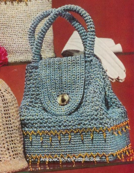 Lovely Crochet the Best Fall Bags and Purses – Free Patterns Crochet Handbag Pattern Of Awesome 45 Images Crochet Handbag Pattern