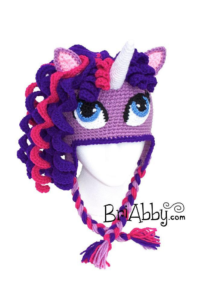 Lovely Crochet Unicorn Pony Hat My Little Pony Crochet Pattern Of Brilliant 49 Ideas My Little Pony Crochet Pattern
