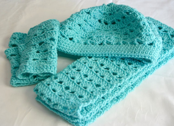 Lovely Crochet Winter Scarf Patterns Crochet Hat and Scarf Set Of Amazing 44 Models Crochet Hat and Scarf Set