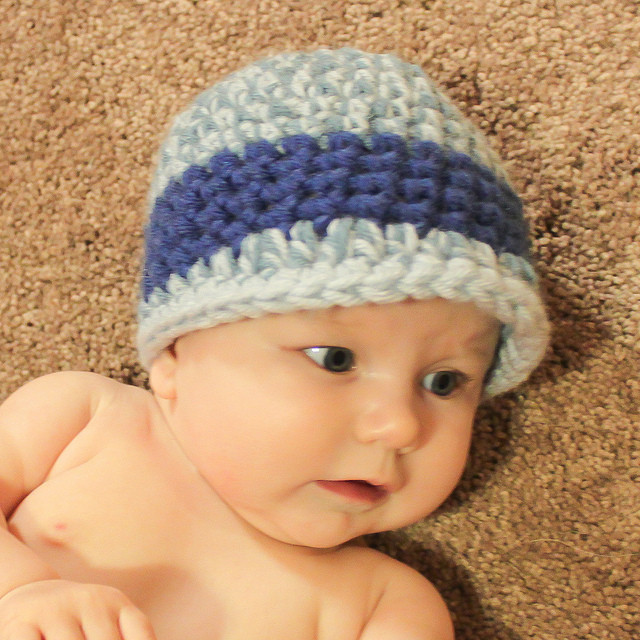 Lovely Crocheted Brimmed Hat Patterns – Crochet Club Crochet Hat with Brim Pattern Of Contemporary 46 Photos Crochet Hat with Brim Pattern