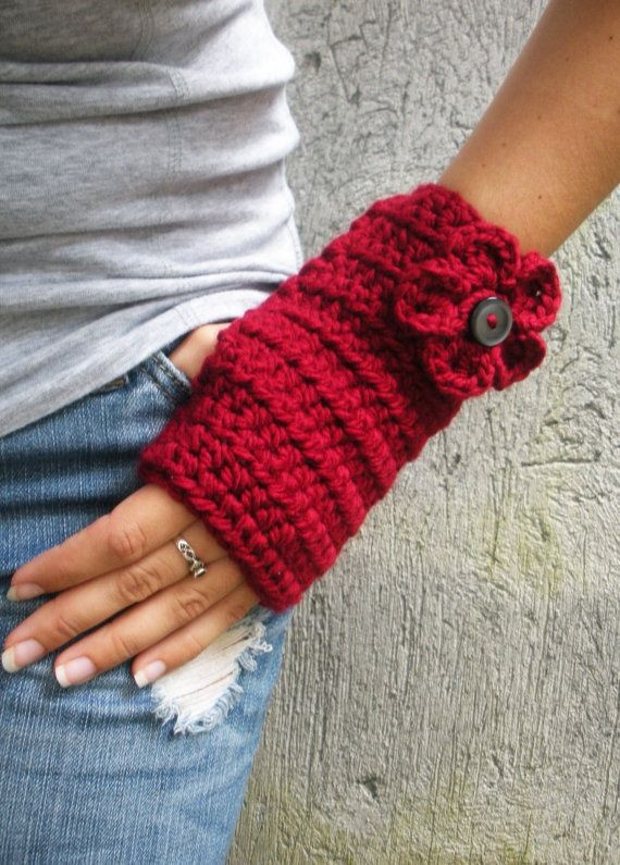 Lovely Crocheted Hand Warmers these are Super Easy and Fast to Crochet Arm Warmers Of Gorgeous 44 Images Crochet Arm Warmers
