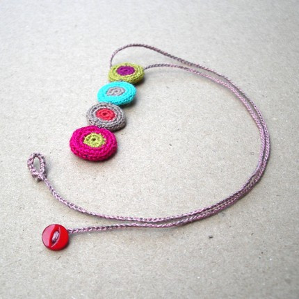 Lovely Crocheted Jewelry Patterns Crochet and Knitting Patterns Crochet Jewellery Patterns Of Great 48 Models Crochet Jewellery Patterns
