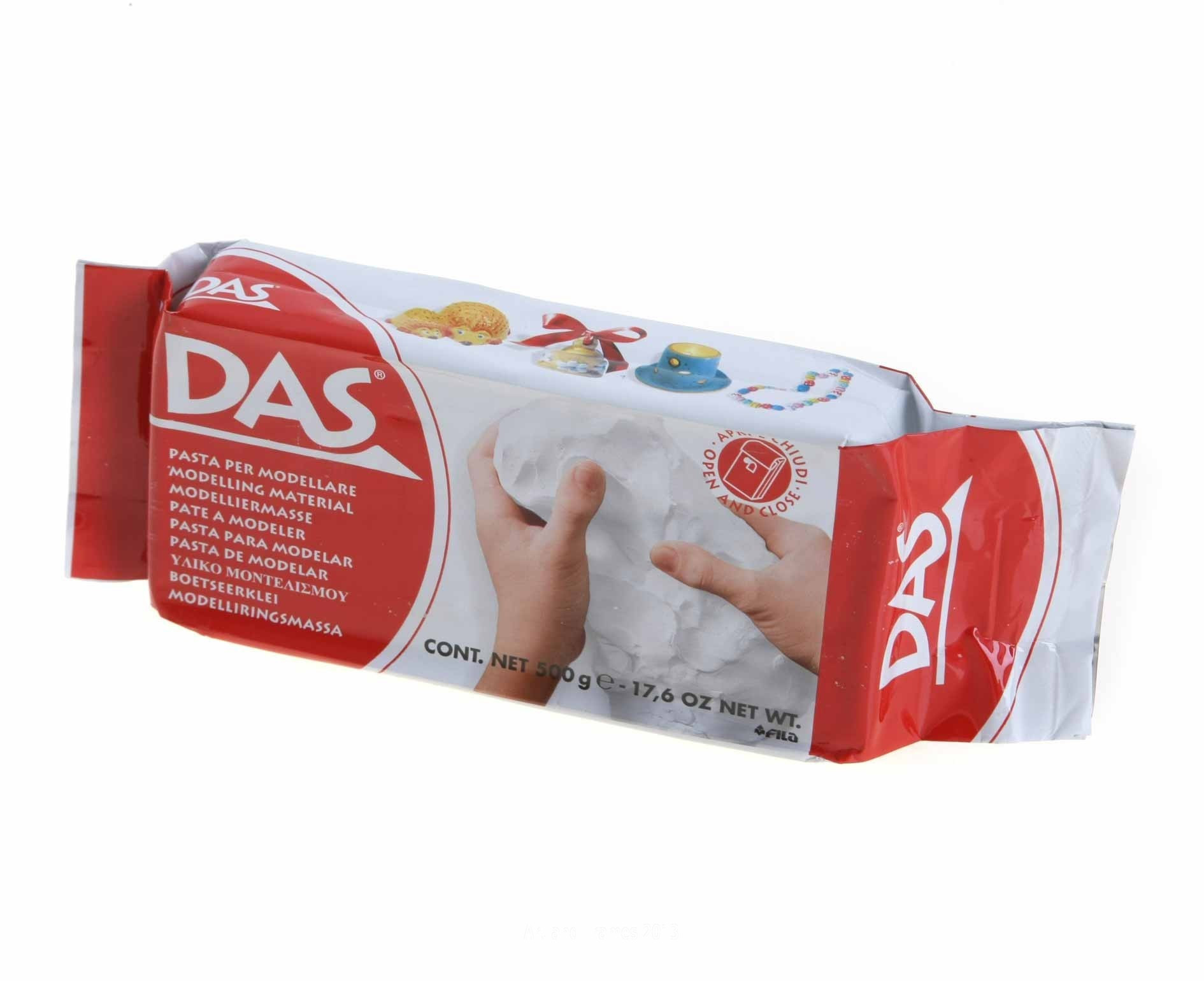 Lovely Das Air Drying Modelling Clay White 500g Air Hardening Clay Of Gorgeous 45 Models Air Hardening Clay