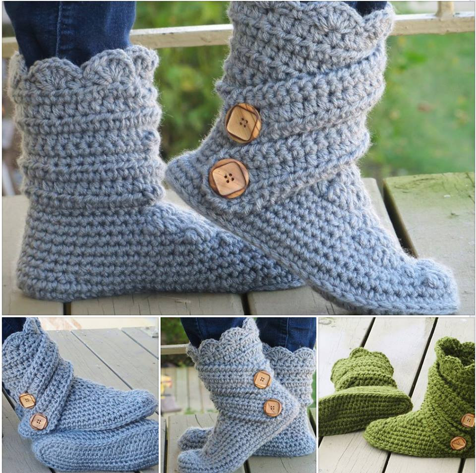 Lovely Diy Crochet Hollydoll Slipper Boots Crochet Shoes Pattern Of Beautiful 48 Pictures Crochet Shoes Pattern