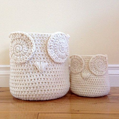 Lovely Diy Owl Basket Crochet Free Pattern is Easy Crochet Owl Basket Of Brilliant 47 Photos Crochet Owl Basket