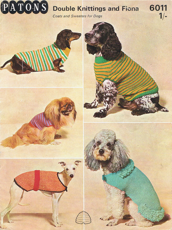 Lovely Dog Sweater Knitting Pattern 5 Types Vintage Pdf T213 Knitting Patterns for Dog Sweaters for Beginners Of Luxury 41 Pictures Knitting Patterns for Dog Sweaters for Beginners