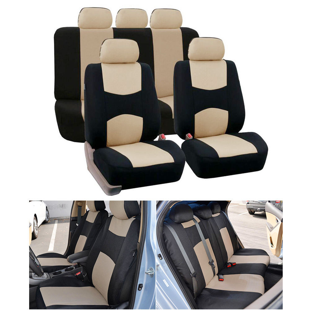 Lovely Durable S M Size Car 5 Seats Beige Seat Cover Mesh Car Seat Blanket Size Of New 48 Photos Car Seat Blanket Size