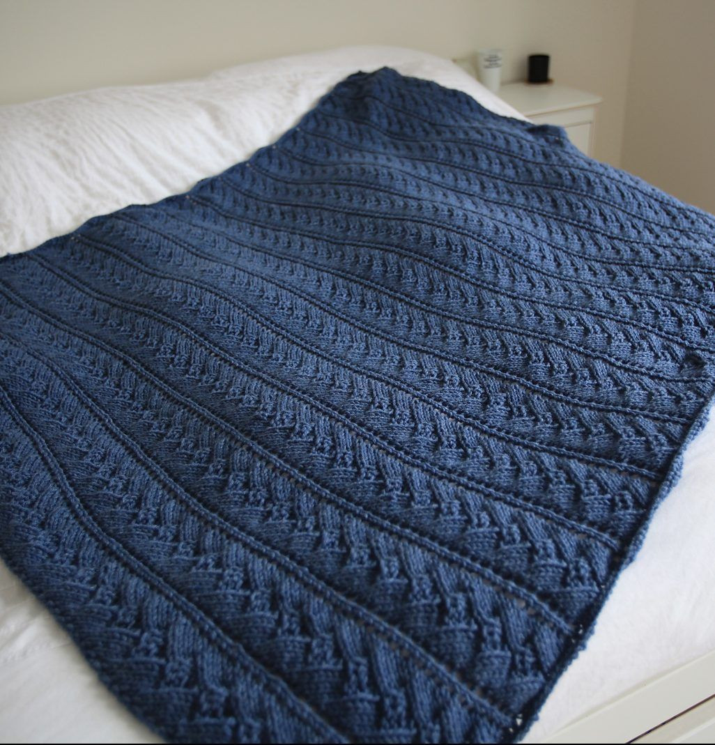 Lovely Easy Afghan Knitting Patterns Knit Throw Blanket Pattern Of Marvelous 46 Pictures Knit Throw Blanket Pattern