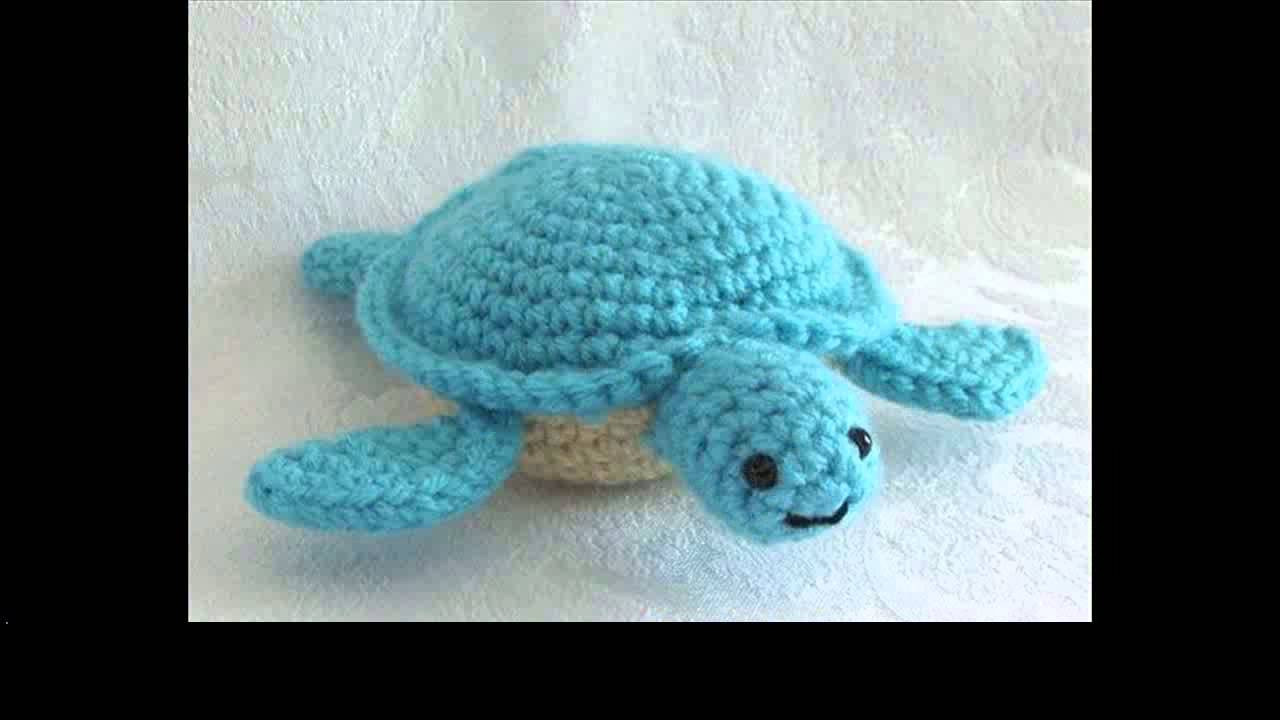 easy crochet animals tutorial