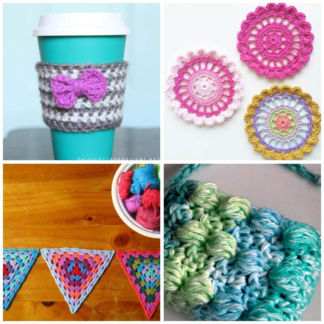 Lovely Easy Crochet Patterns Free Crochet Patterns On Daisy Easy Crochet Projects Of Awesome 49 Pics Easy Crochet Projects