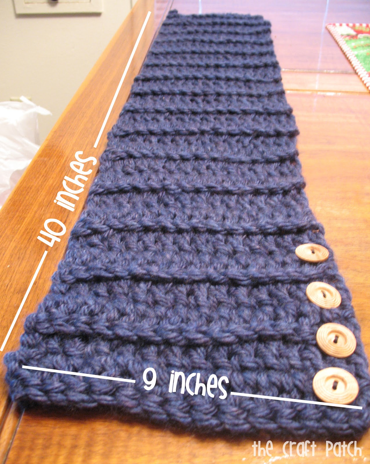 Lovely Easy Crochet Side button Scarf thecraftpatchblog Crochet button Scarf Of Top 47 Images Crochet button Scarf