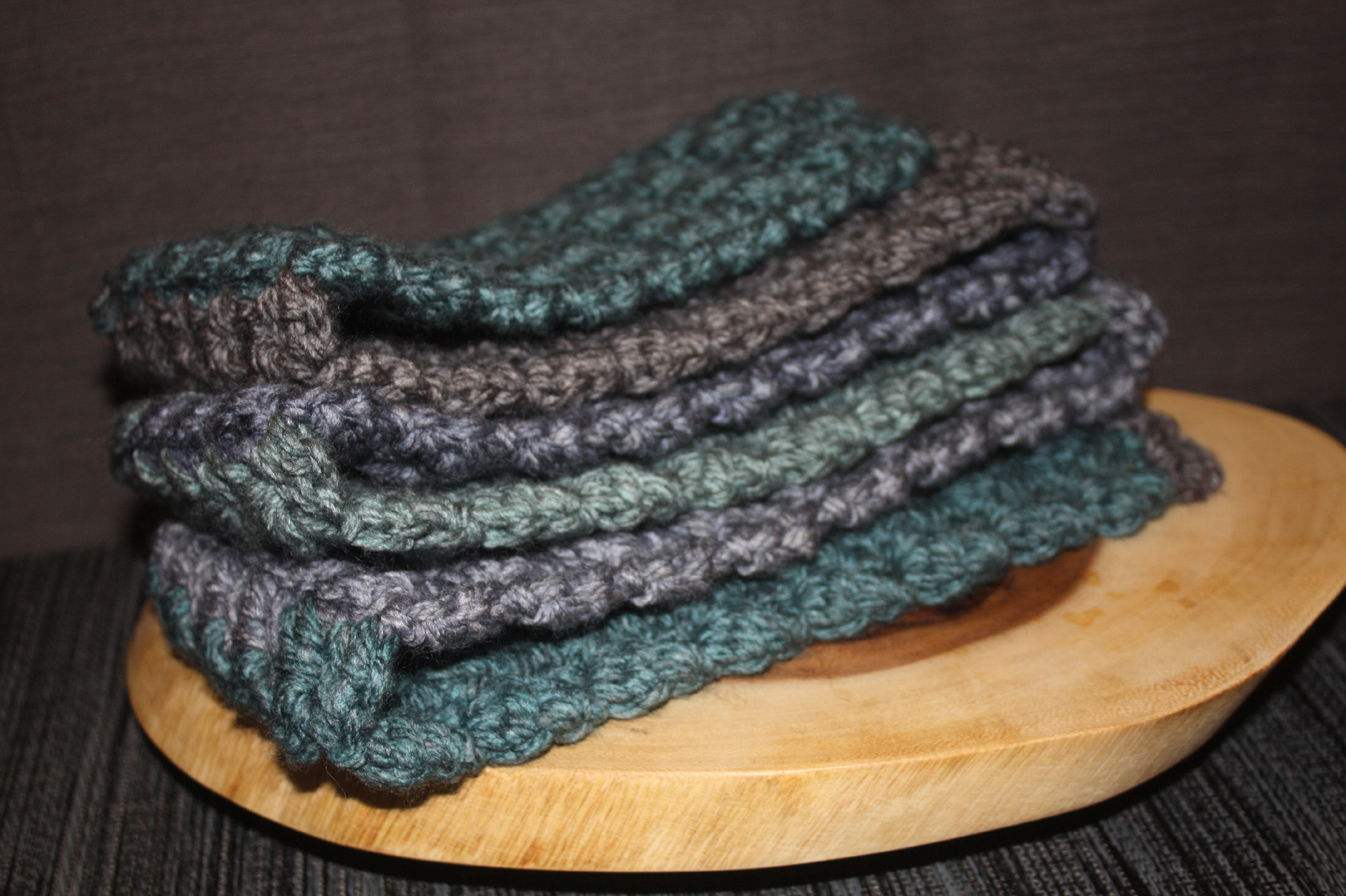 Lovely Easy Free Crochet Pattern – Textured Scarf with Caron Caron Tea Cakes Of Perfect 42 Pictures Caron Tea Cakes