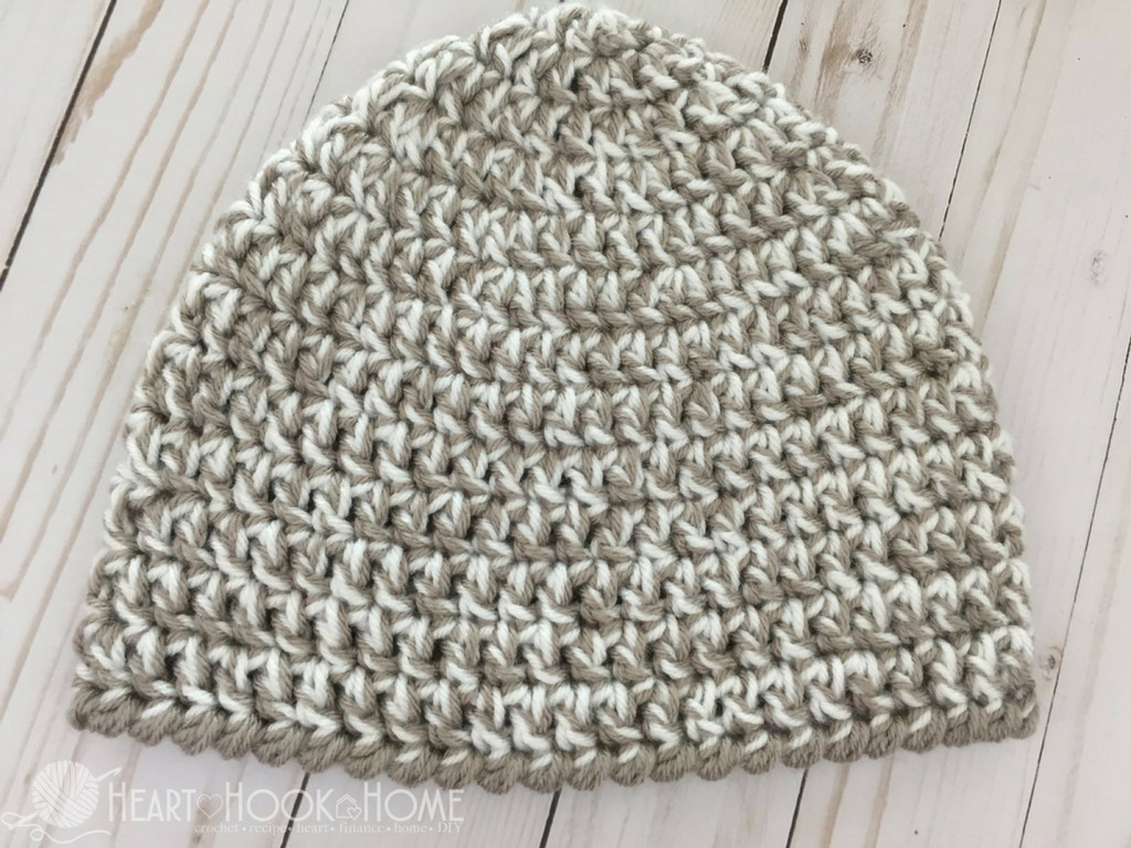 Lovely Easy Peasy 30 Minute Beanie Free Crochet Pattern Simple Crochet Beanie Of Amazing 46 Ideas Simple Crochet Beanie