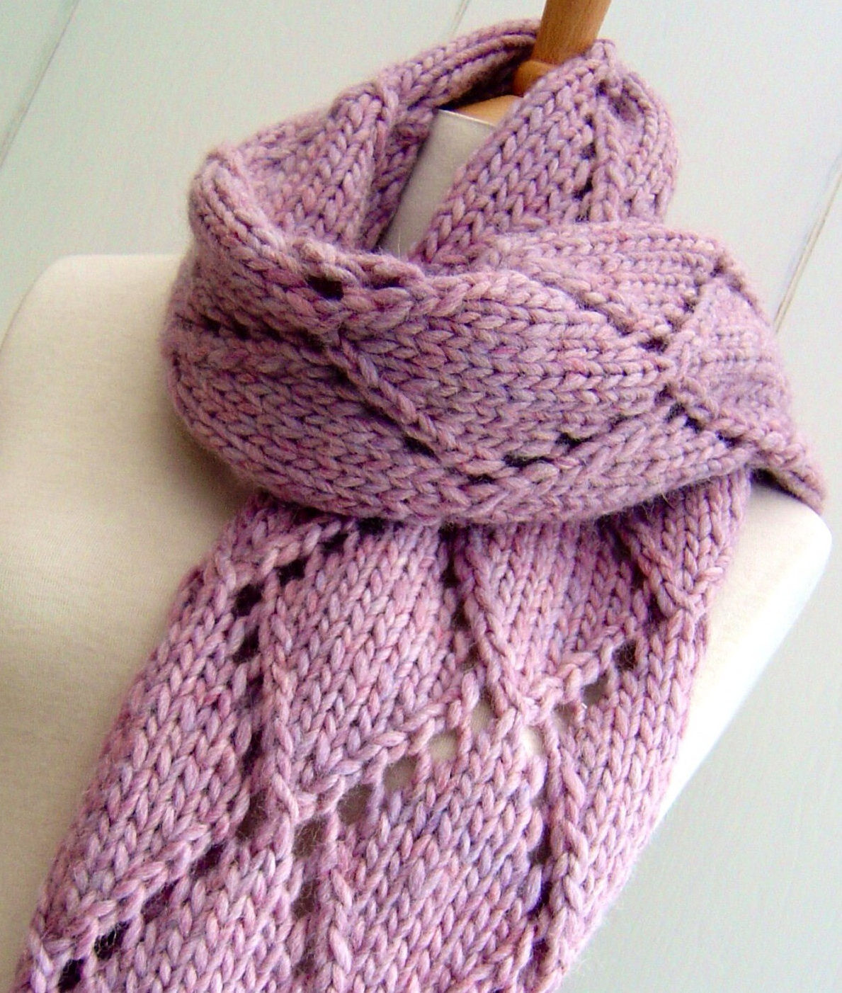 Lovely Easy Scarf Knitting Patterns Lace Scarf Pattern Of Innovative 44 Photos Lace Scarf Pattern