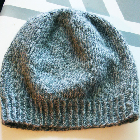 Lovely Easy Slouchy Uni Beanie Think Crafts by Createforless Easy Knit Hat Of Brilliant 47 Pictures Easy Knit Hat
