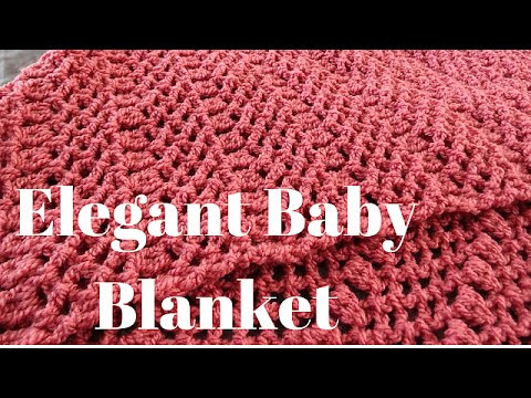 Lovely Elegant Baby Blanket Crochet Tutorial Crochet Tutorial Youtube Of Amazing 43 Pics Crochet Tutorial Youtube