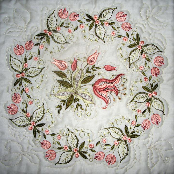 Lovely Embroidered Baby Quilts – Co Nnect Baby Embroidery Of Gorgeous 42 Ideas Baby Embroidery