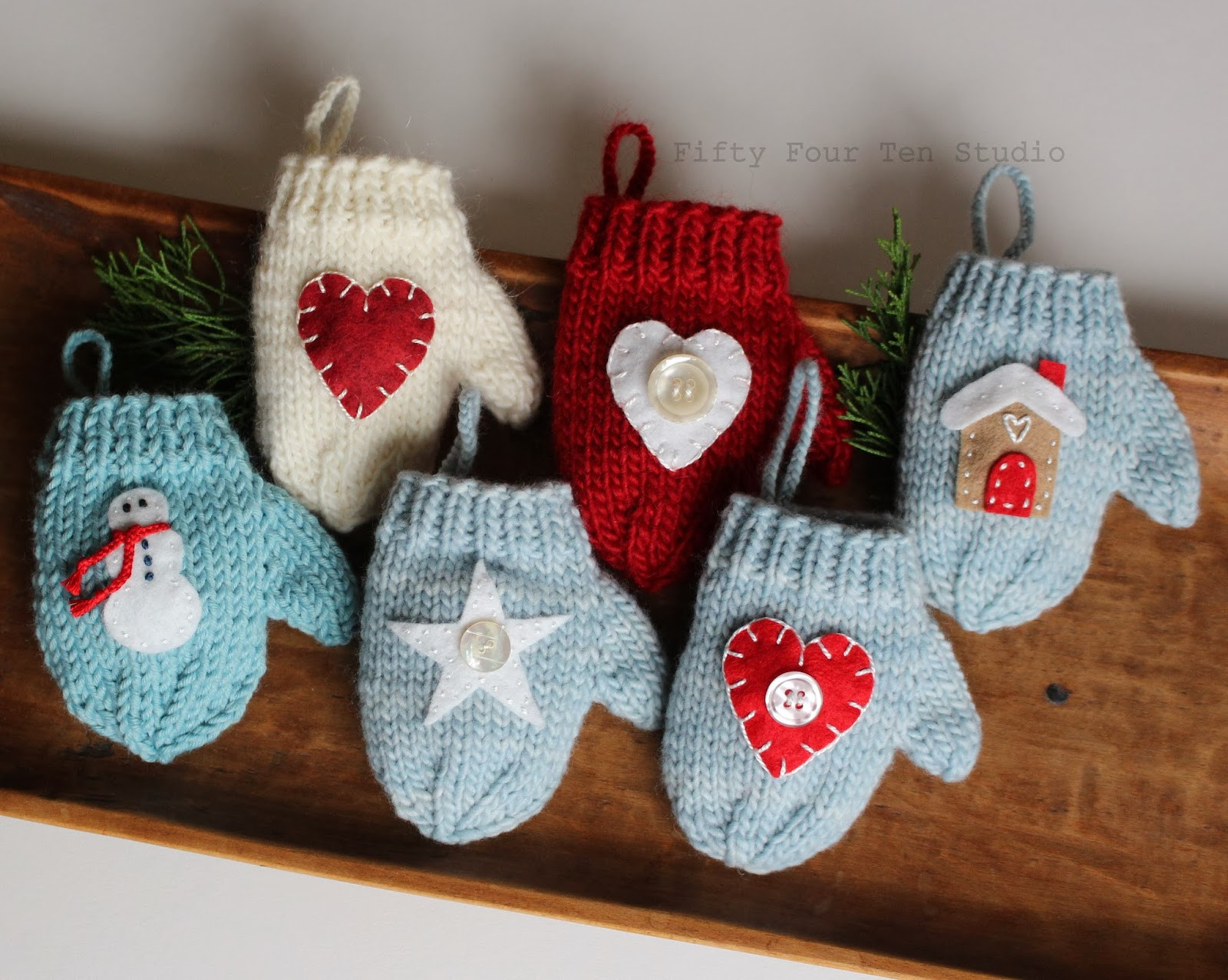 Lovely Fifty Four Ten Studio Time to Knit Christmas ornament Christmas ornament Knitting Patterns Of Beautiful 41 Pics Christmas ornament Knitting Patterns