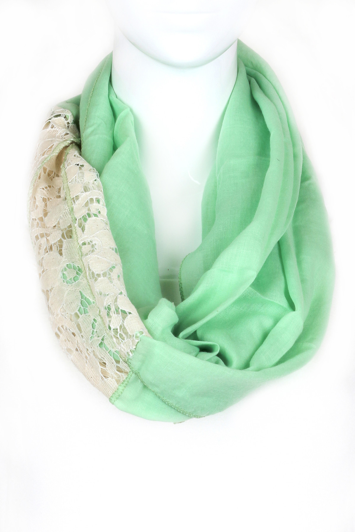 Lovely Floral Lace Infinity Scarf Scarves Lace Infinity Scarf Of Charming 45 Ideas Lace Infinity Scarf
